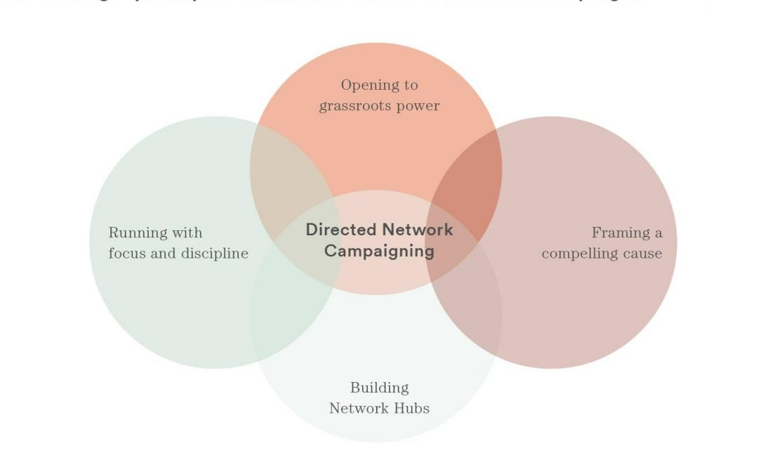 Networked Change in Stanford Social Innovation Review